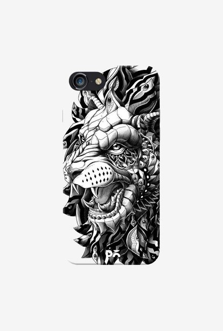 DailyObjects Ornate Lion Case For iPhone 7