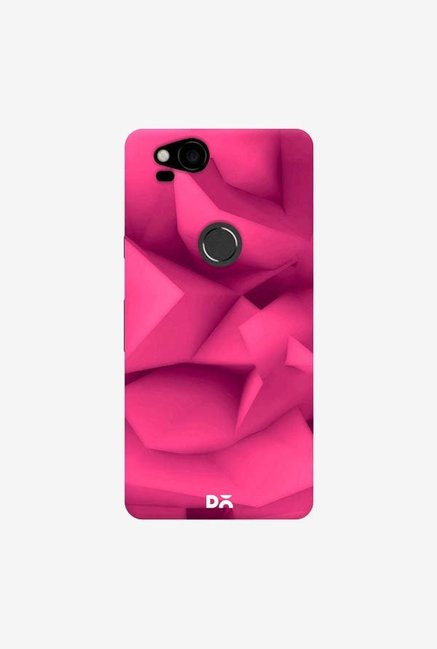 DailyObjects Pink Surface Case Cover For Google Pixel 2