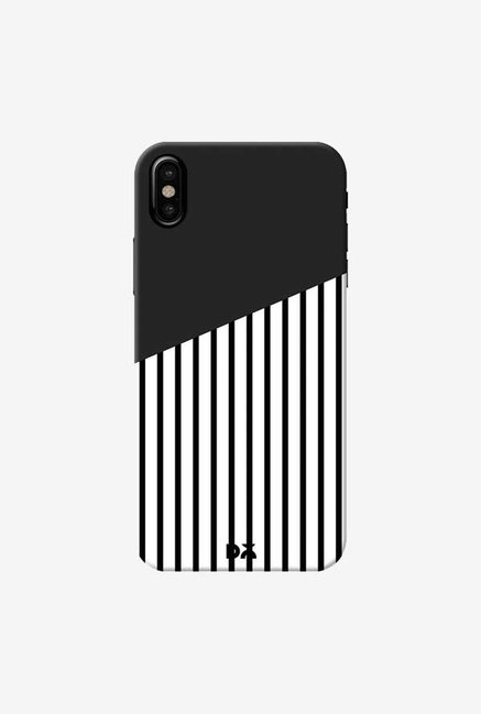 DailyObjects Boss Stripes Case Cover For iPhone XS
