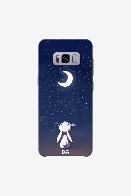 DailyObjects Moon Bunny Case For Samsung Galaxy S8 Plus