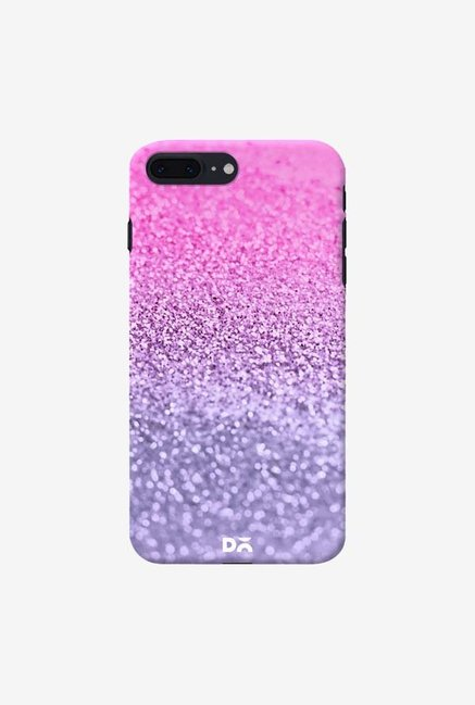 DailyObjects Lavender Pink Glitter Case Cover For iPhone 8 Plus