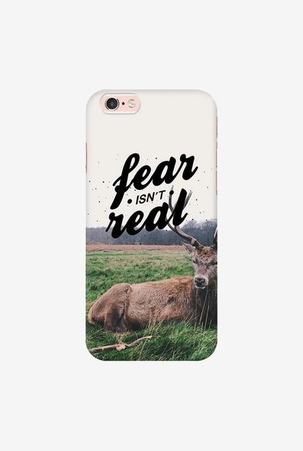 DailyObjects Fear Is Not Real Case For iPhone 6S