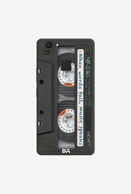 DailyObjects Sony Cassette Case Cover For Vivo V7 Plus