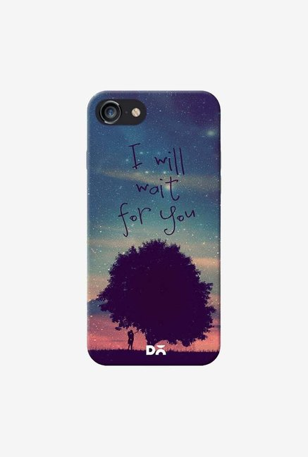 DailyObjects I Will Wait For You Case For iPhone 7