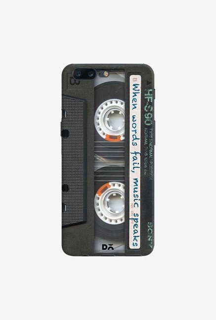 DailyObjects Sony Cassette Case Cover For OnePlus 5