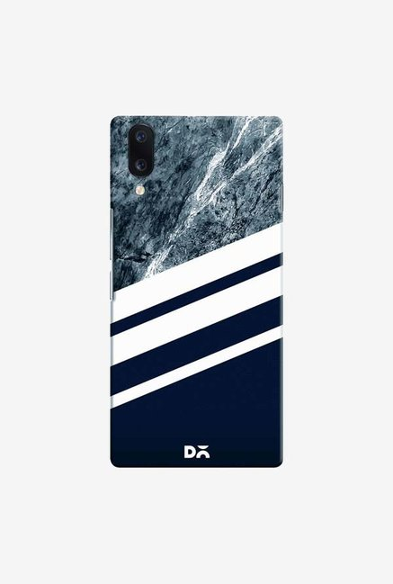 DailyObjects Marble Navy Case Cover For Vivo V11 Pro