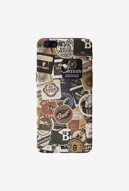 DailyObjects Beers Of The World Case Cover For OnePlus 5T