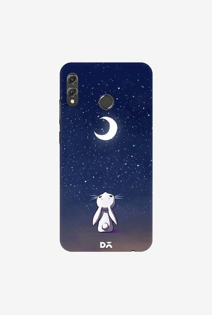DailyObjects Moon Bunny Case Cover For Huawei Honor 8X