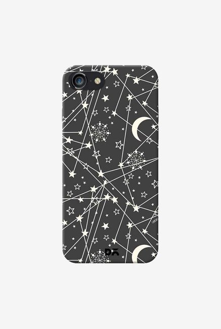 DailyObjects Dark Galaxy Case For iPhone 7