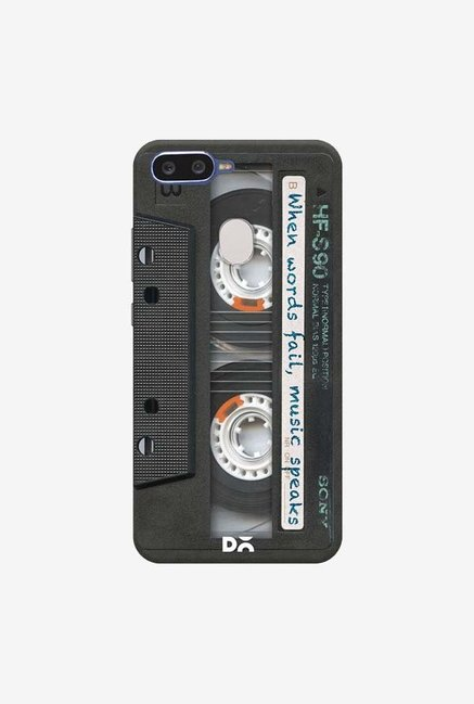 DailyObjects Sony Cassette Case Cover For Oppo F9