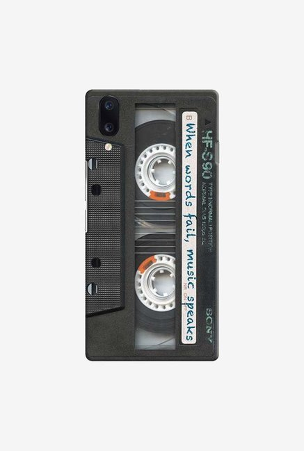 DailyObjects Sony Cassette Case Cover For Vivo V11 Pro