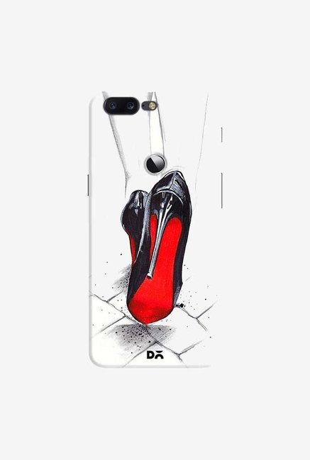 DailyObjects Devil Wears Louboutin Case Cover For OnePlus 5T