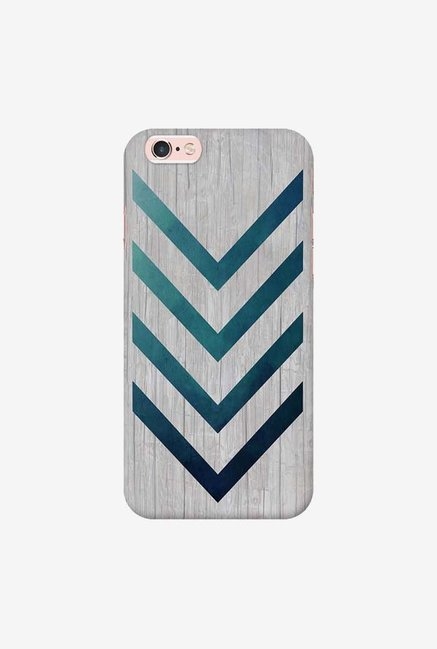 DailyObjects Blue Arrow Case For iPhone 6s