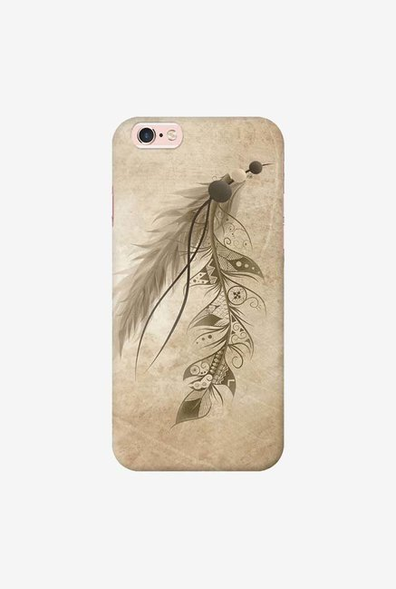 DailyObjects Bohemian Feather Case For iPhone 6s