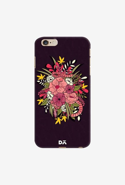 DailyObjects Gilded Flower Jungle Case Cover For iPhone 6 Plus