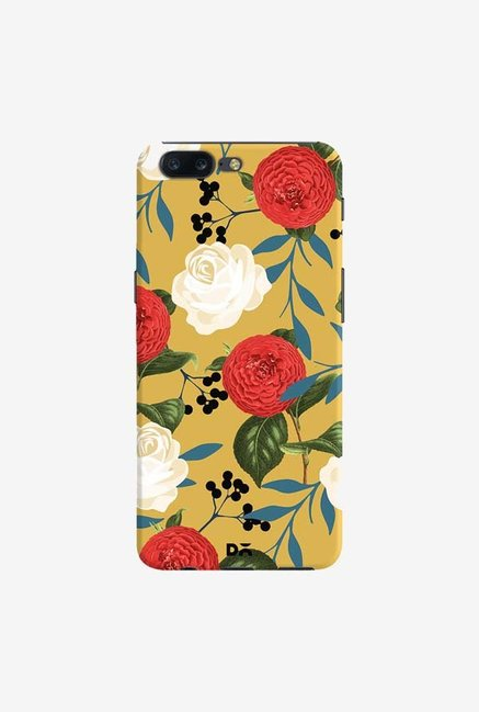 DailyObjects Floral Obsession Case Cover For OnePlus 5