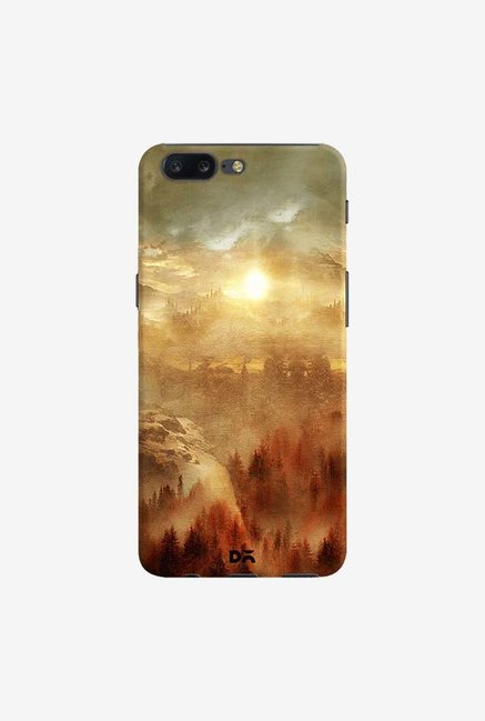 DailyObjects Lonely Mountains Case Cover For OnePlus 5