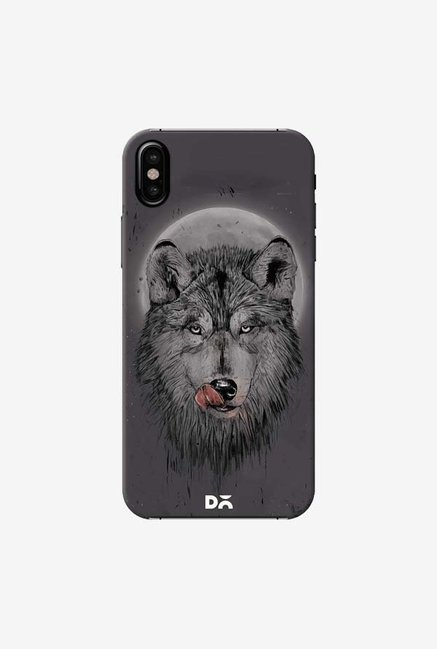 DailyObjects Dinner Time Dark Case Cover For iPhone XS