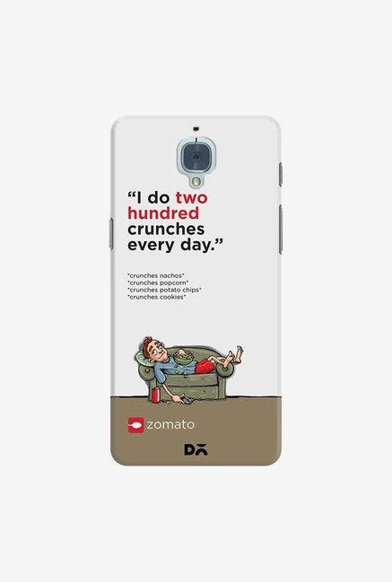 DailyObjects Crunches Case Cover For OnePlus 3T