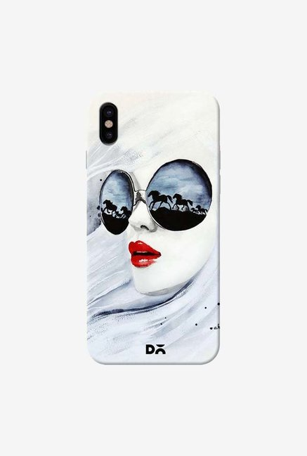 DailyObjects Wild Horses Case Cover For iPhone XS