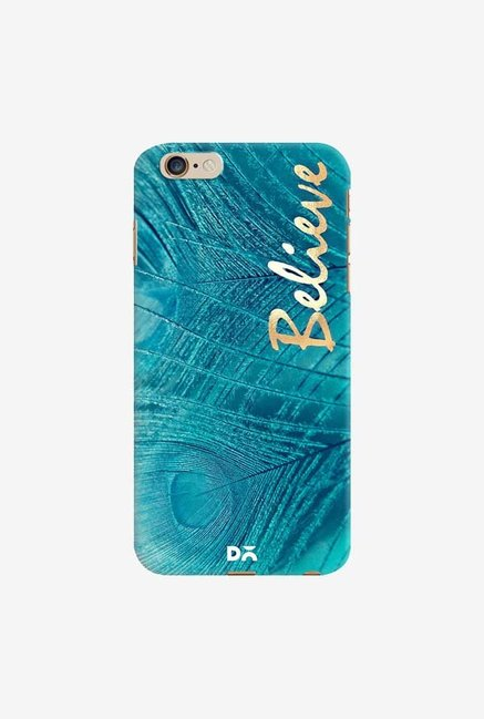 DailyObjects Believe In Aqua Case Cover For iPhone 6 Plus