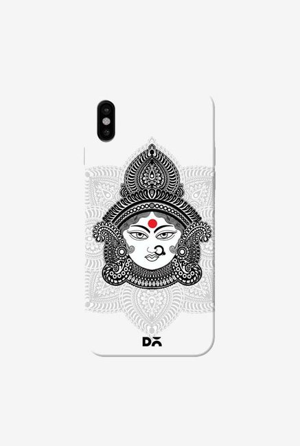 DailyObjects Goddess Durga Case Cover For iPhone XS