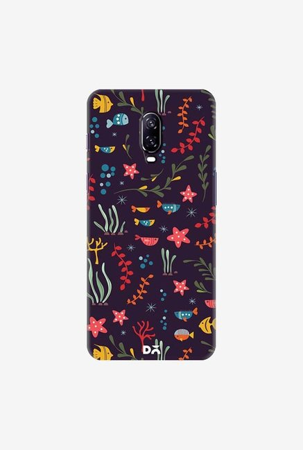 DailyObjects Aqua 19 Case Cover For OnePlus 6T