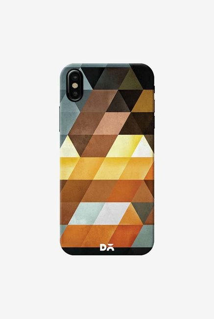 DailyObjects Gyld Pyrymyd Case Cover For iPhone XS