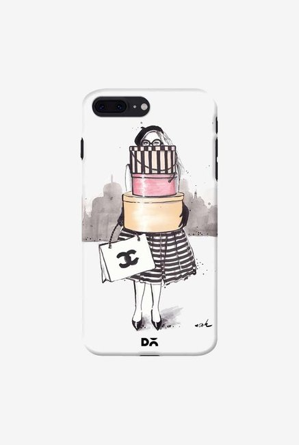 DailyObjects Shopping Junkie Case For iPhone 7 Plus