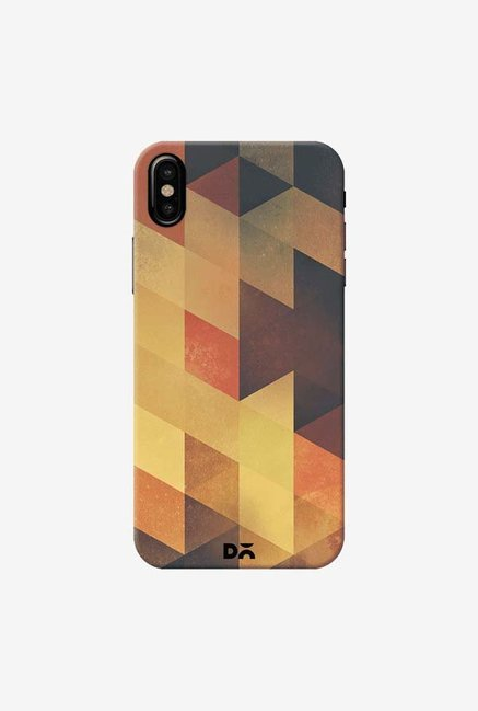 DailyObjects Fyyr Case Cover For iPhone XS