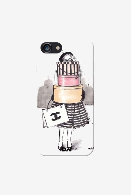 DailyObjects Shopping Junkie Case For iPhone 7