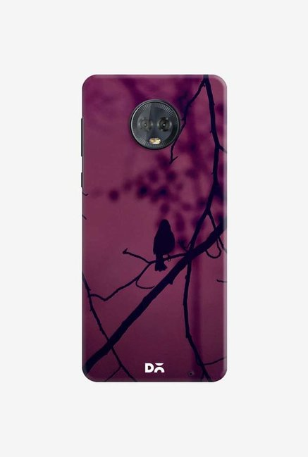 DailyObjects Unknown Case Cover For Motorola Moto G6 Plus