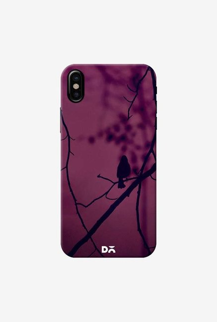DailyObjects Unknown Case Cover For iPhone X