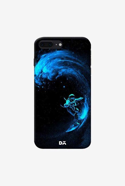 DailyObjects Space Surfing Blue Case For iPhone 7 Plus
