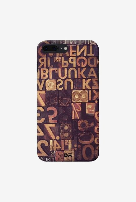 DailyObjects Typecase Case For iPhone 7 Plus