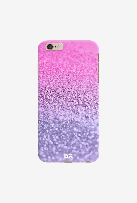 DailyObjects Lavender Pink Glitter Case Cover For iPhone 6 Plus