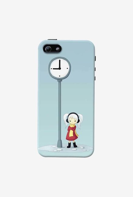 DailyObjects Always Late Case For iPhone 5/5S