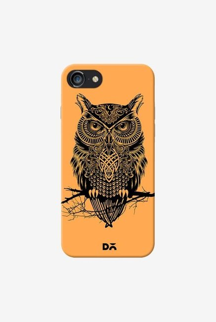 DailyObjects Warrior Owl Case For iPhone 7