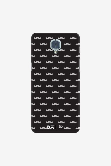 DailyObjects Mustache Case Cover For OnePlus 3T