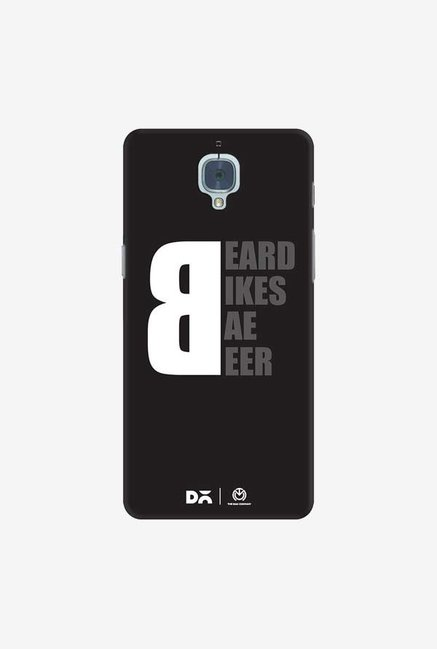 DailyObjects BAE Beard Case Cover For OnePlus 3T