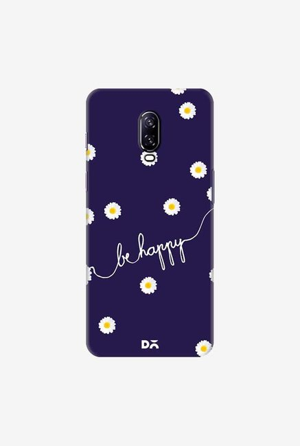 DailyObjects Happy Daisy Case Cover For OnePlus 6T