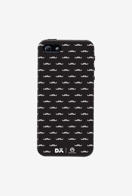 DailyObjects Mustache Case Cover For iPhone 5/5S