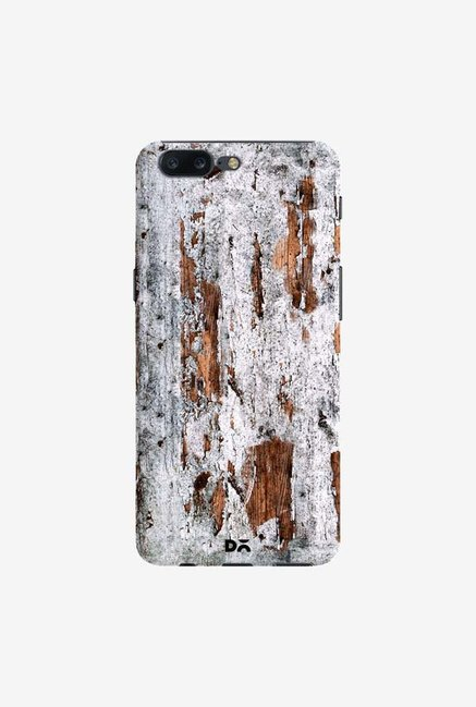 DailyObjects Naufragio Wood Case Cover For OnePlus 5