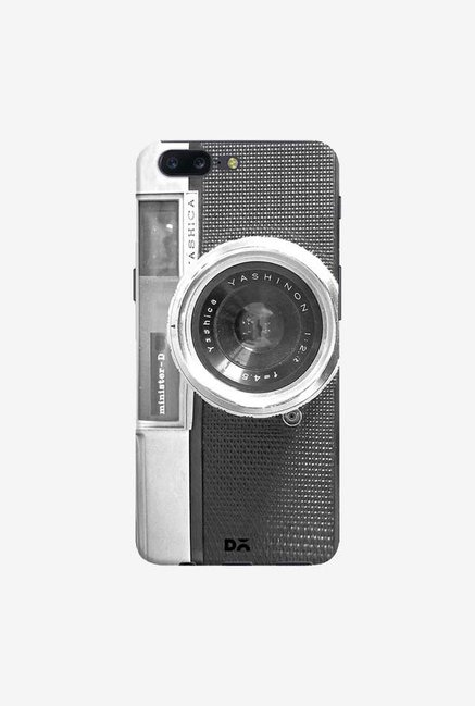 DailyObjects Old School Camera Case Cover For OnePlus 5