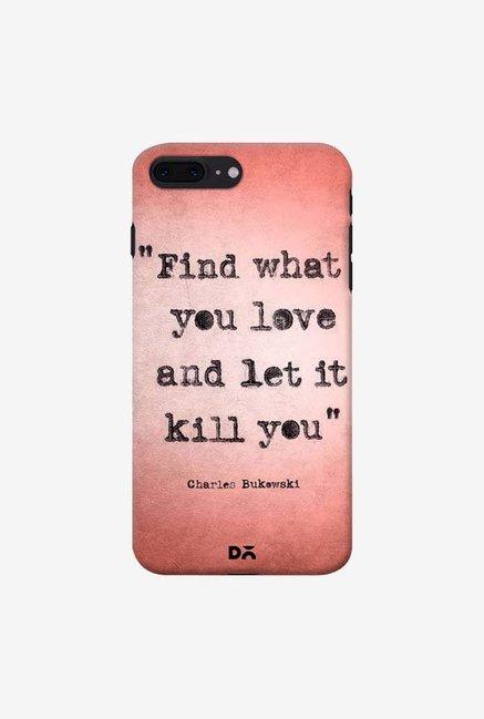 DailyObjects Bukowski Case For iPhone 7 Plus