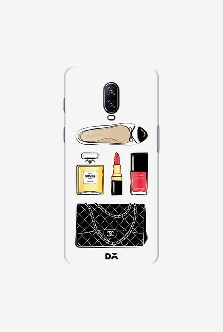 DailyObjects Chanel Case Cover For OnePlus 6T