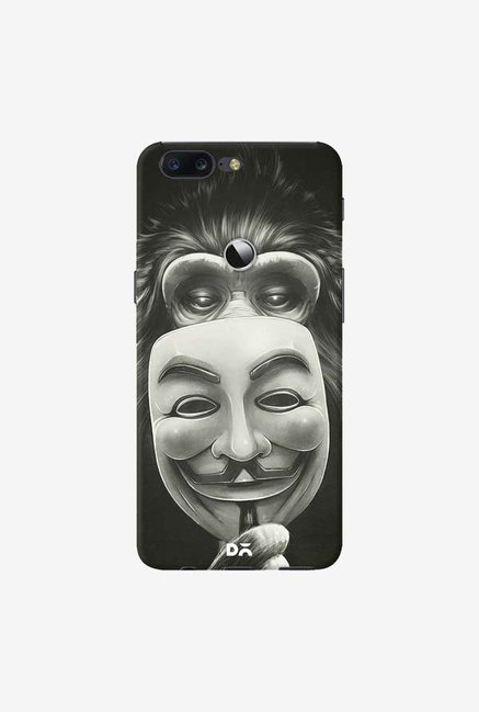 DailyObjects Anonymous Monkey Case Cover For OnePlus 5T