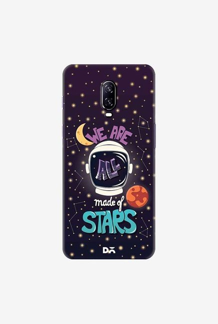 DailyObjects Made Of Stars Space Case Cover For OnePlus 6T