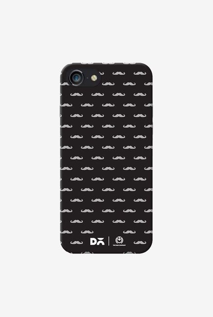 DailyObjects Mustache Case Cover For iPhone 7