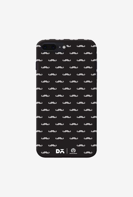 DailyObjects Mustache Case Cover For iPhone 8 Plus